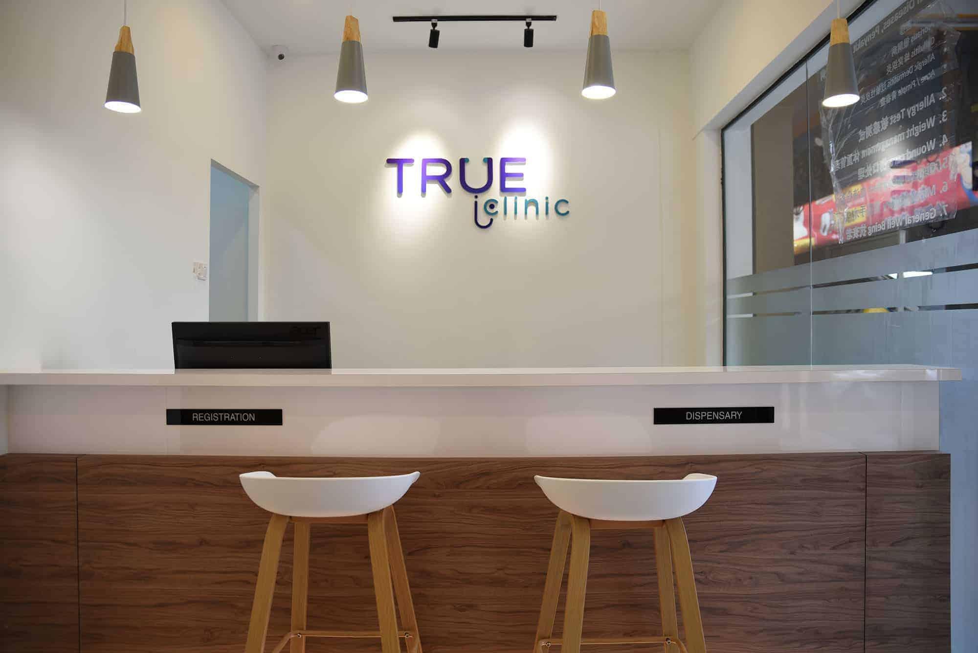 True Clinic, Skin (Dermatology) Clinic located at Kota Damansara, KL