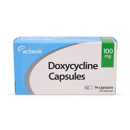 Acne - Oral Antibiotic (doxycycline)